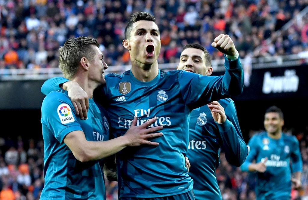 Kroos Ronaldo