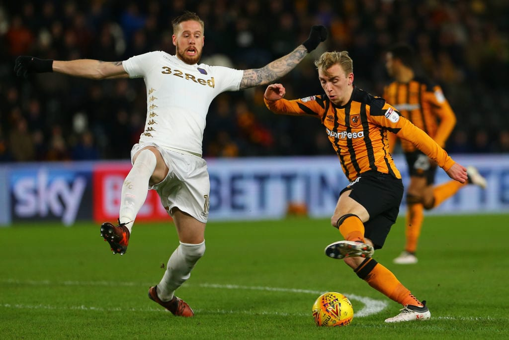 Hull City v Leeds United - Sky Bet Championship