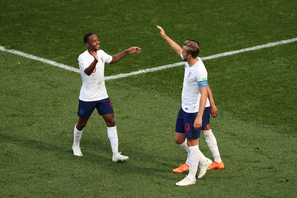 Southgate plays it risky, benches Kane, favors Sterling