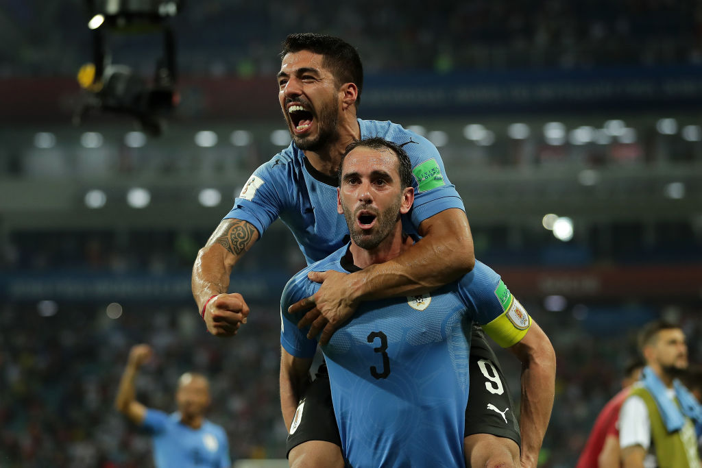 Uruguay v Portugal: Round of 16 - 2018 FIFA World Cup Russia