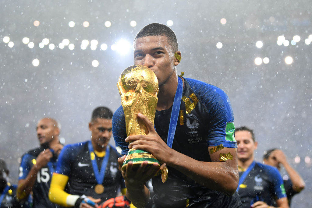 Kylian Mbappe is proof youth is worth investing in