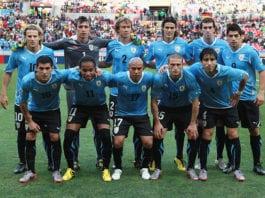 Uruguay v South Korea: 2010 FIFA World Cup - Round of Sixteen