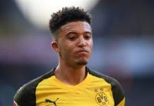 Jadon Sancho, BVB, Borussia Dortmund, Bundesliga