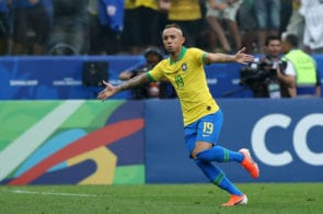 Peru v Brazil: Group A - Copa America Brazil 2019 Everton
