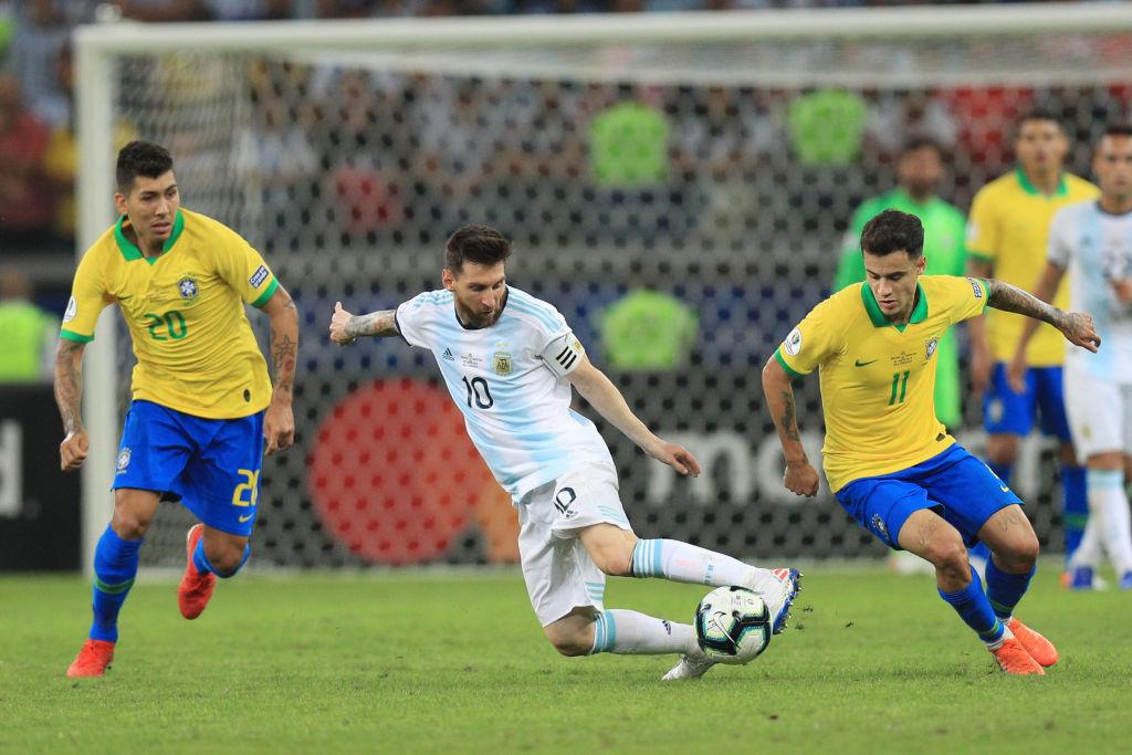 Brazil v Argentina: Semi Final - Copa America Brazil 2019