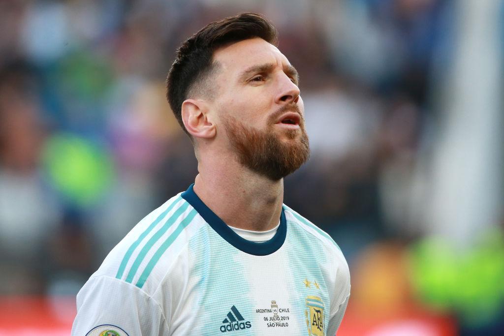 Lionel Messi, Argentina, Brazil