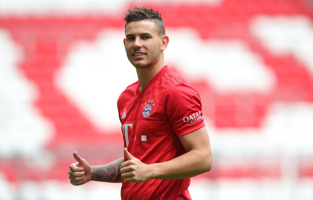 Lucas Hernandez explains Bayern Munich choice - ronaldo.com