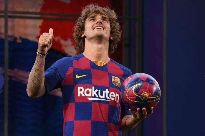 Griezmann Thinks Barcelona Is Building A Team Like A