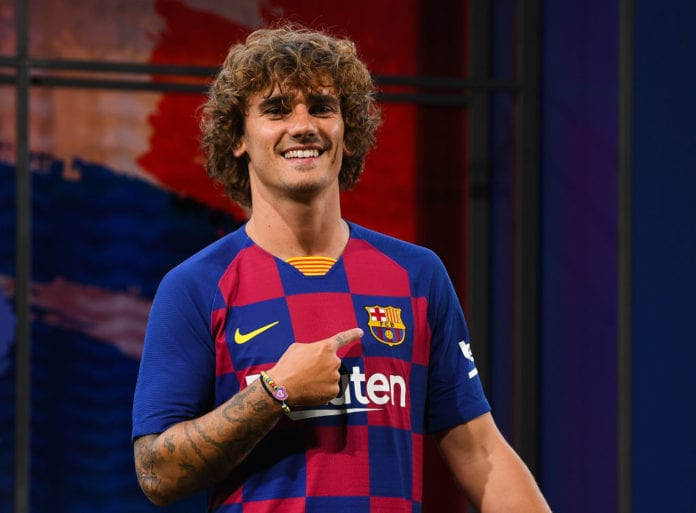 low cost 50b5b 550b4 Opinion: Some Barcelona fans won't forgive Griezmann ...