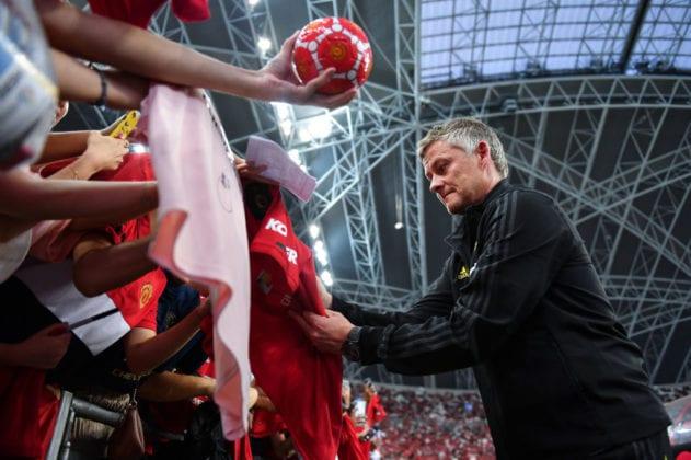 Manchester United, Solskjaer