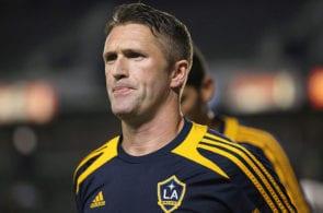 Vancouver Whitecaps v Los Angeles Galaxy - Knockout Round Robbie Keane