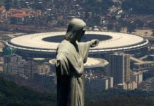 General Views of Maracana Stadium - FIFA World Cup Venues Brazil 2013