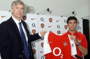 Arsenal Unveil New Signing Jose Reyes