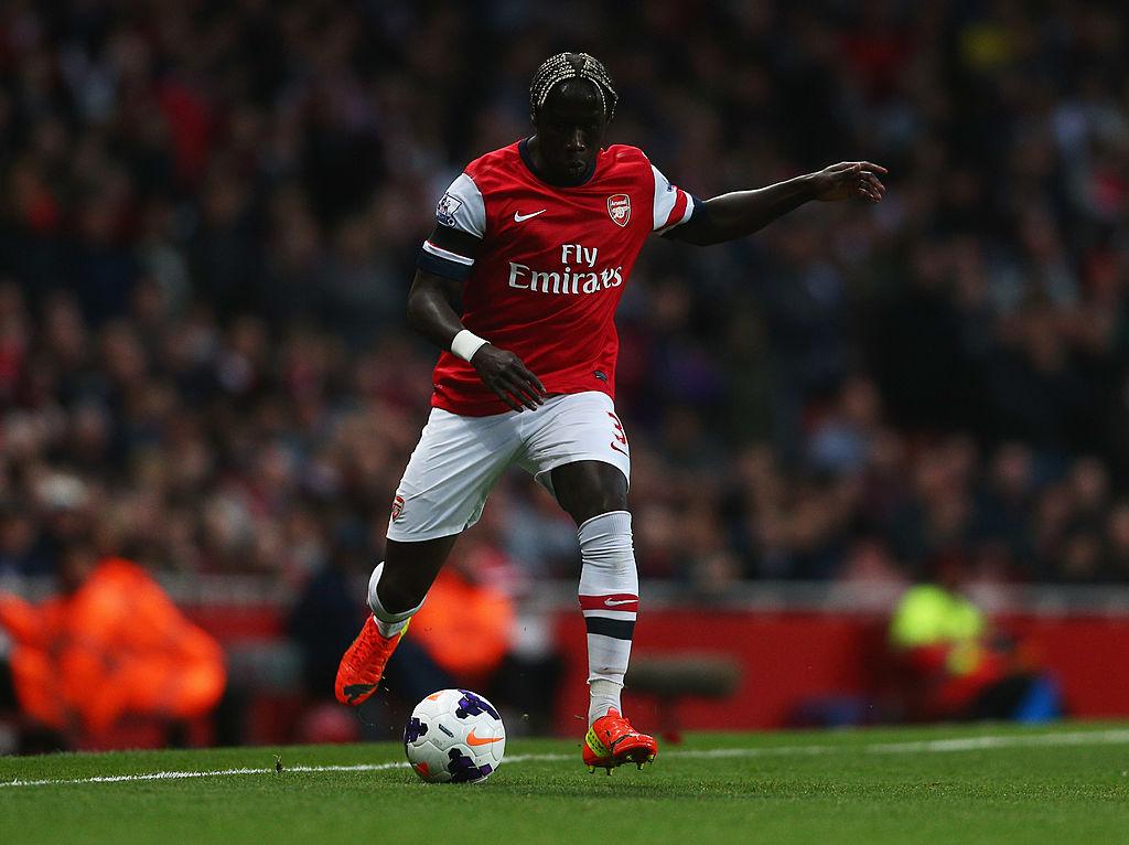 Bacary Sagna for Arsenal