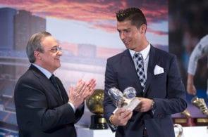 Florentino Perez, Cristiano Ronaldo