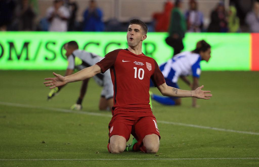 Honduras v United States - FIFA 2018 World Cup Qualifier