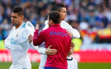 Real Madrid v Barcelona - La Liga image