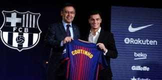 Coutinho set a new La Liga record
