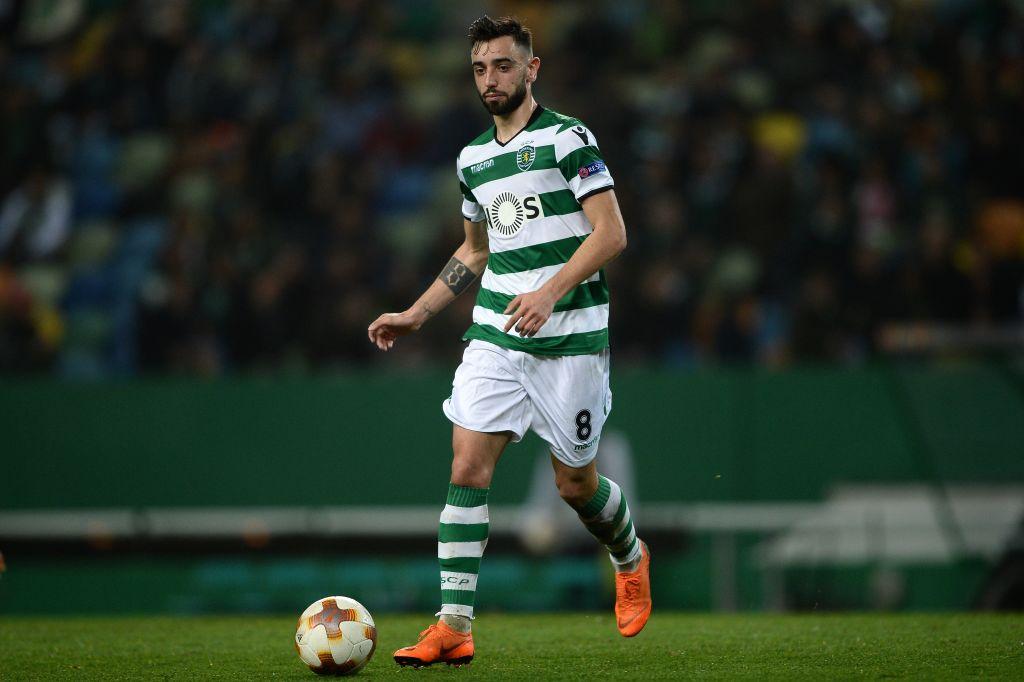Bruno Fernandes, Sporting Lisbon