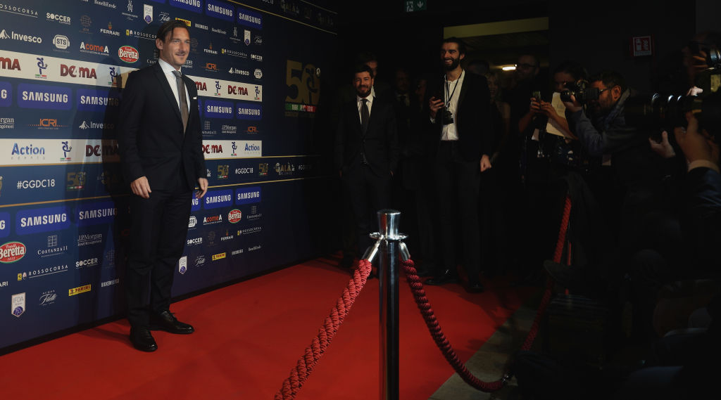 'Oscar Del Calcio AIC' Italian Football Awards