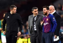 Ernesto Valverde, Lionel Messi, Barcelona
