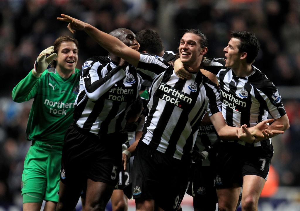 Carroll, Newcastle United
