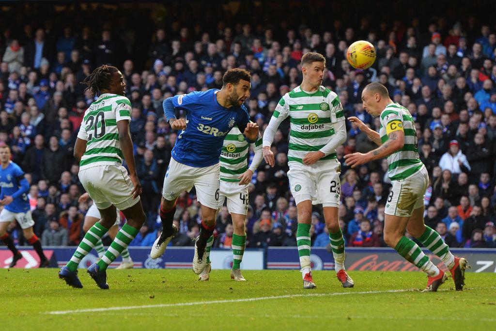 Rangers v Celtic - Ladbrokes Scottish Premiership