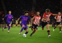 Southampton FC v Liverpool FC - Premier League