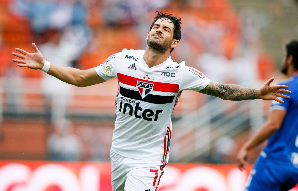 Sao Paulo v Cruzeiro - Brasileirao Series A 2019