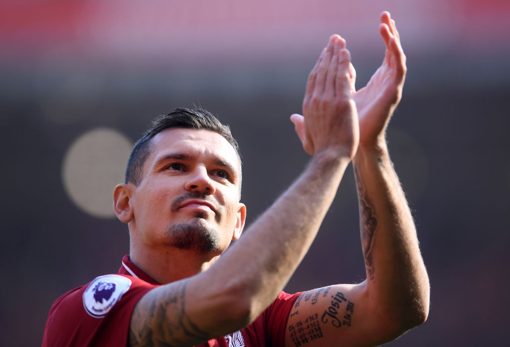 Dejan Lovren, Liverpool, Premier League