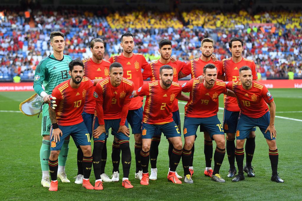 Spain v Sweden - UEFA Euro 2020 Qualifier