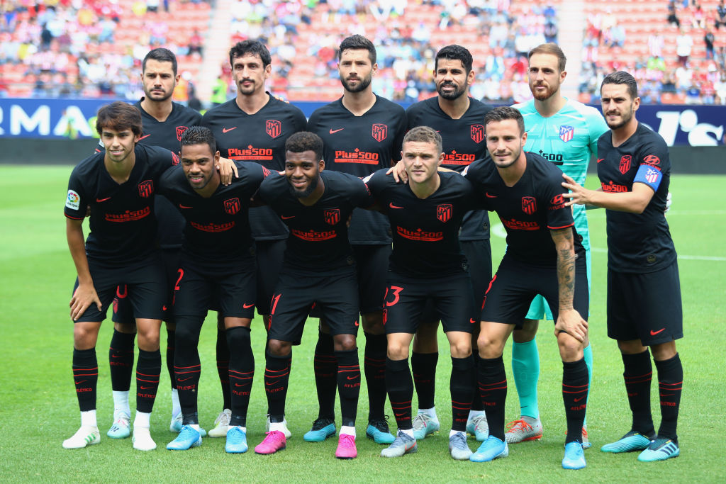 Atletico San Luis v Atletico de Madrid - Friendly Match