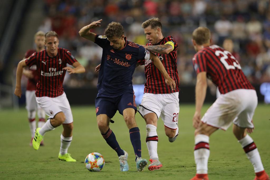 AC Milan director vows to get back to the top - ronaldo.com