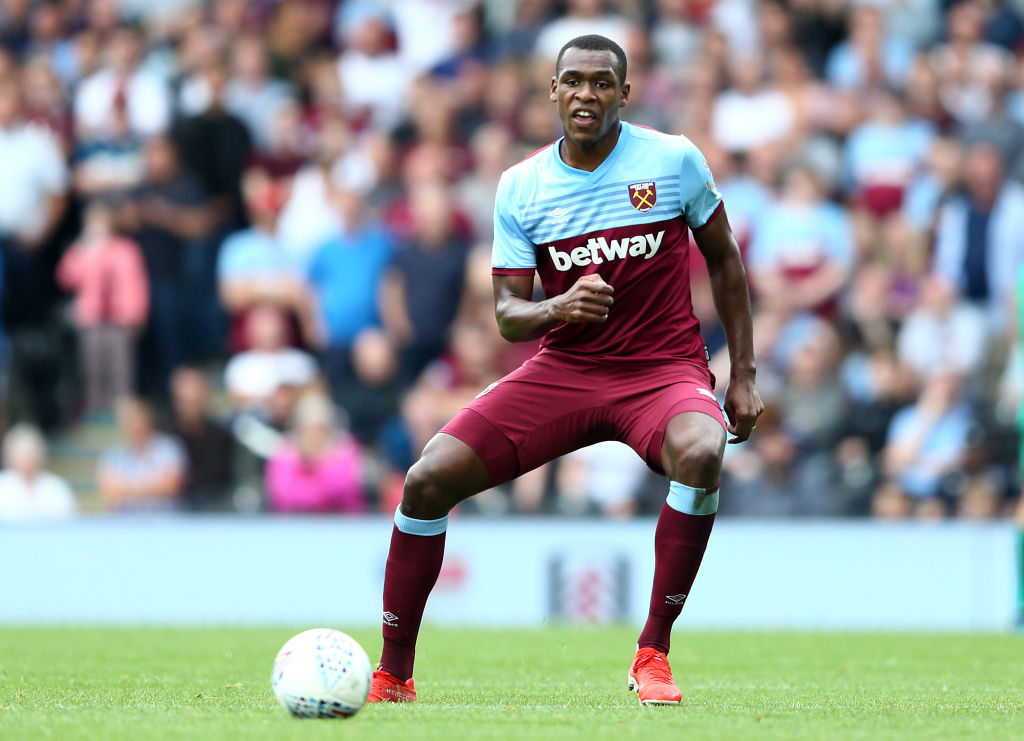 Issa Diop, West Ham United