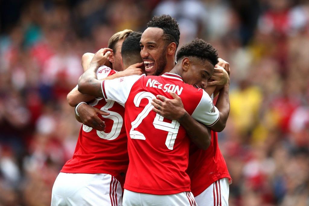 Arsenal v Olympique Lyonnais - Emirates Cup