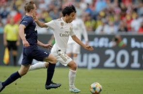 Takefusa Kubo, Real Madrid