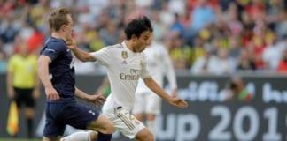 Takefusa Kubo, Real Madrid