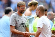 Jurgen Klopp, Pep Guardiola, Liverpool, Manchester City, Premier League