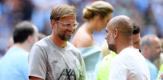 Jurgen Klopp, Pep Guardiola, Liverpool, Manchester City, Premier League
