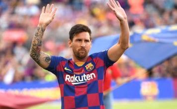 FC Barcelona v Arsenal - Pre-Season Friendly image