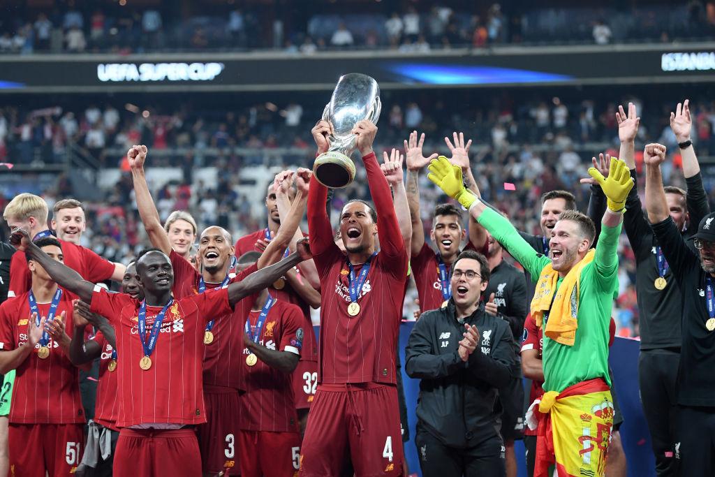 Opinion Virgil Van Dijk Has To Win All The Individual Awards Ronaldo Com