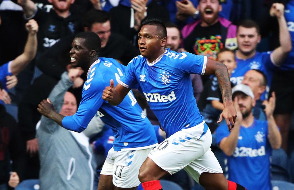 Rangers v Midtjylland – UEFA Europa League Third Qualifying round: Second Leg