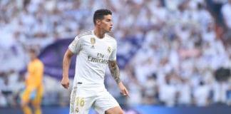 James Rodriguez, Real Madrid