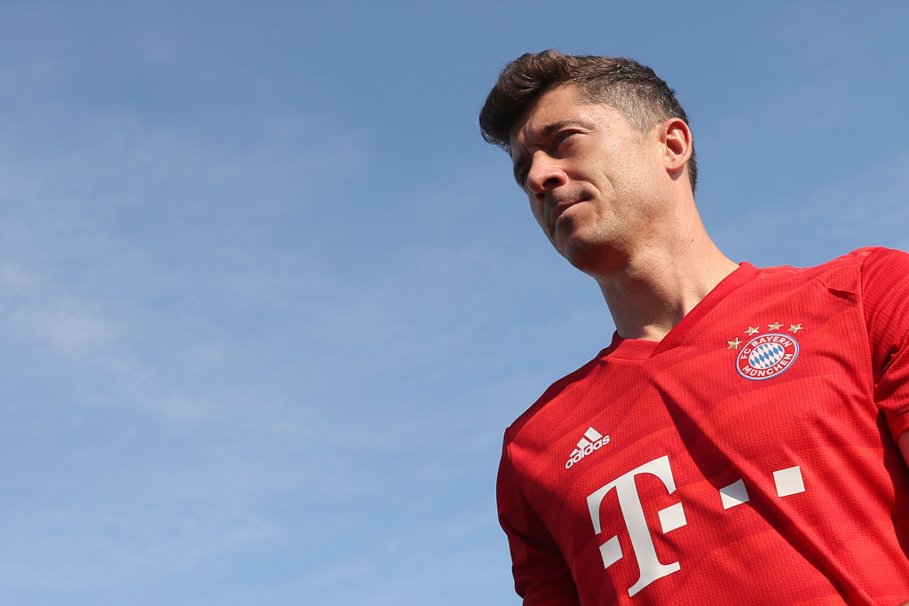Vilshofen Rot Weiss v FC Bayern Muenchen