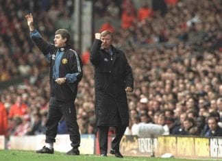 manchester united legend