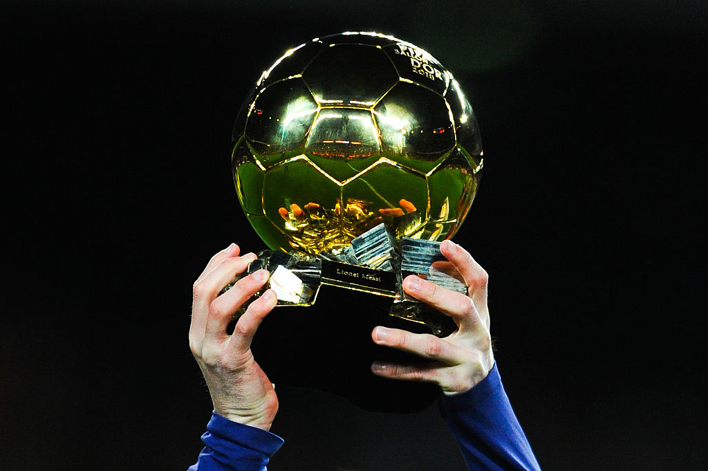 Ballon d'Or award