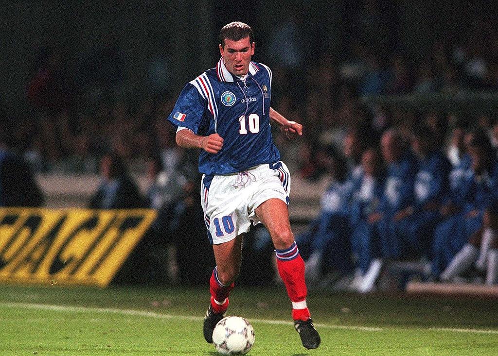 FUSSBALL: TOURNOI DE FRANCE MINI - WM Lyon, 04.06.97