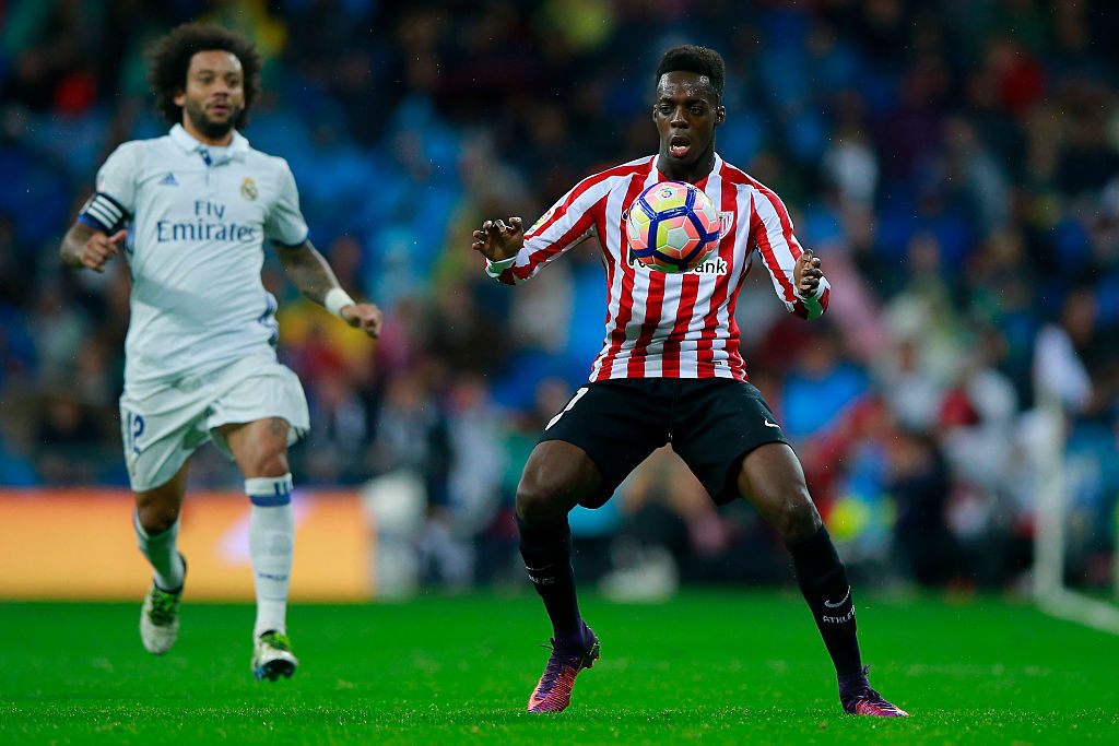 Image result for Williams signs 9-year contracts with Bilbao