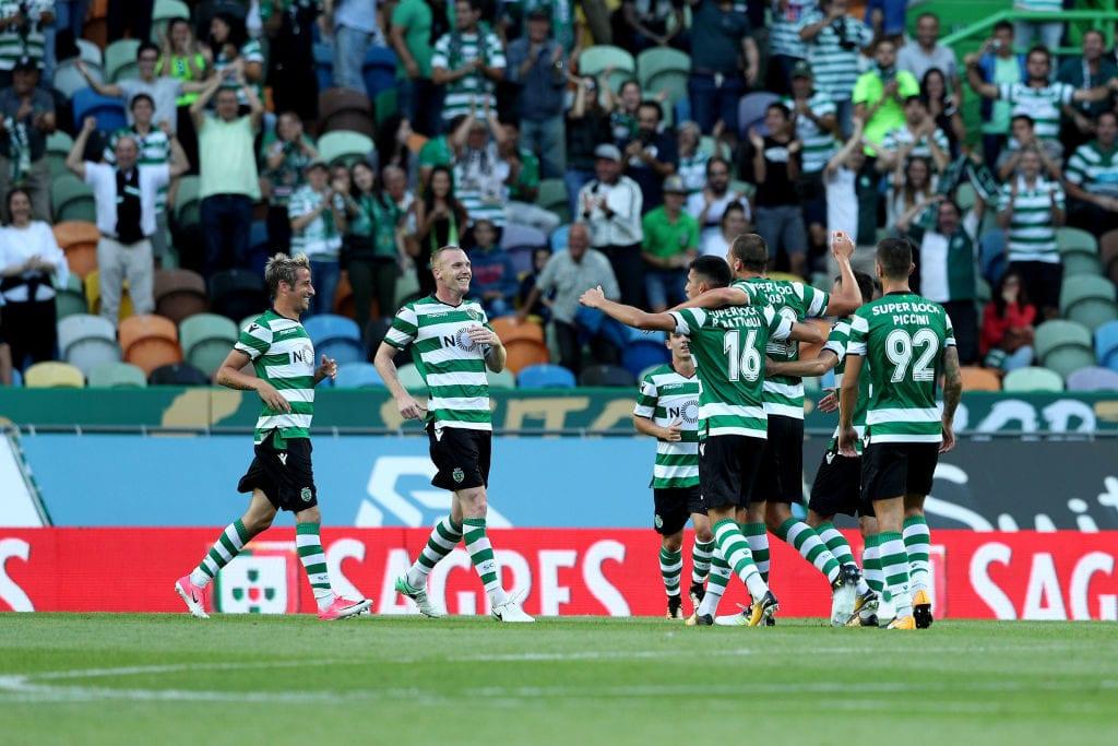 Sporting CP, Ronaldo