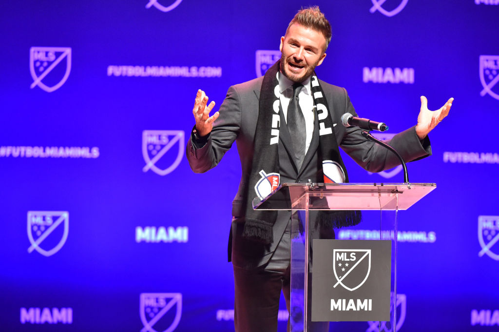 David Beckham, Inter Miami